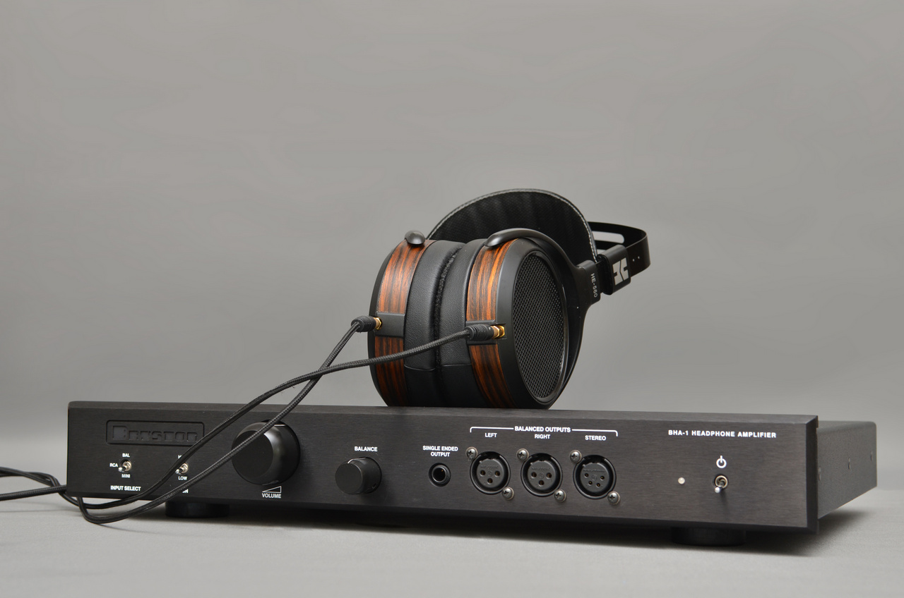 Small Stereo Headphone Amplifier